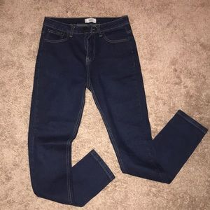 Tobi, high-waisted Jeans